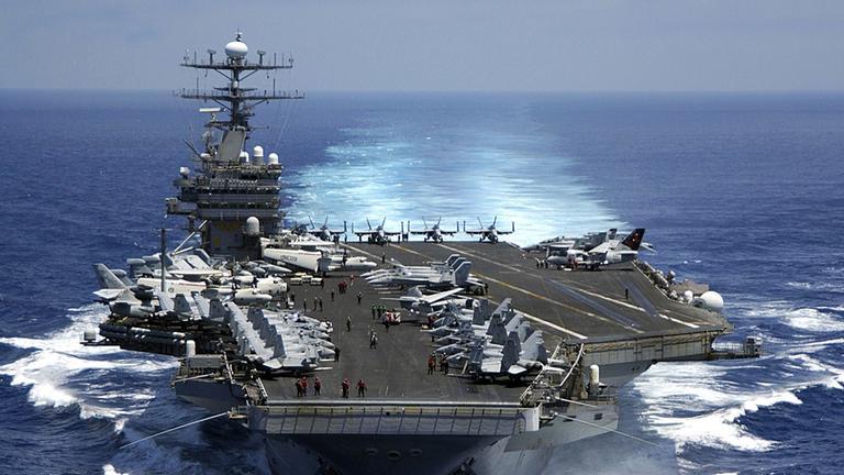 US-Marine vor koreanischer Halbinsel