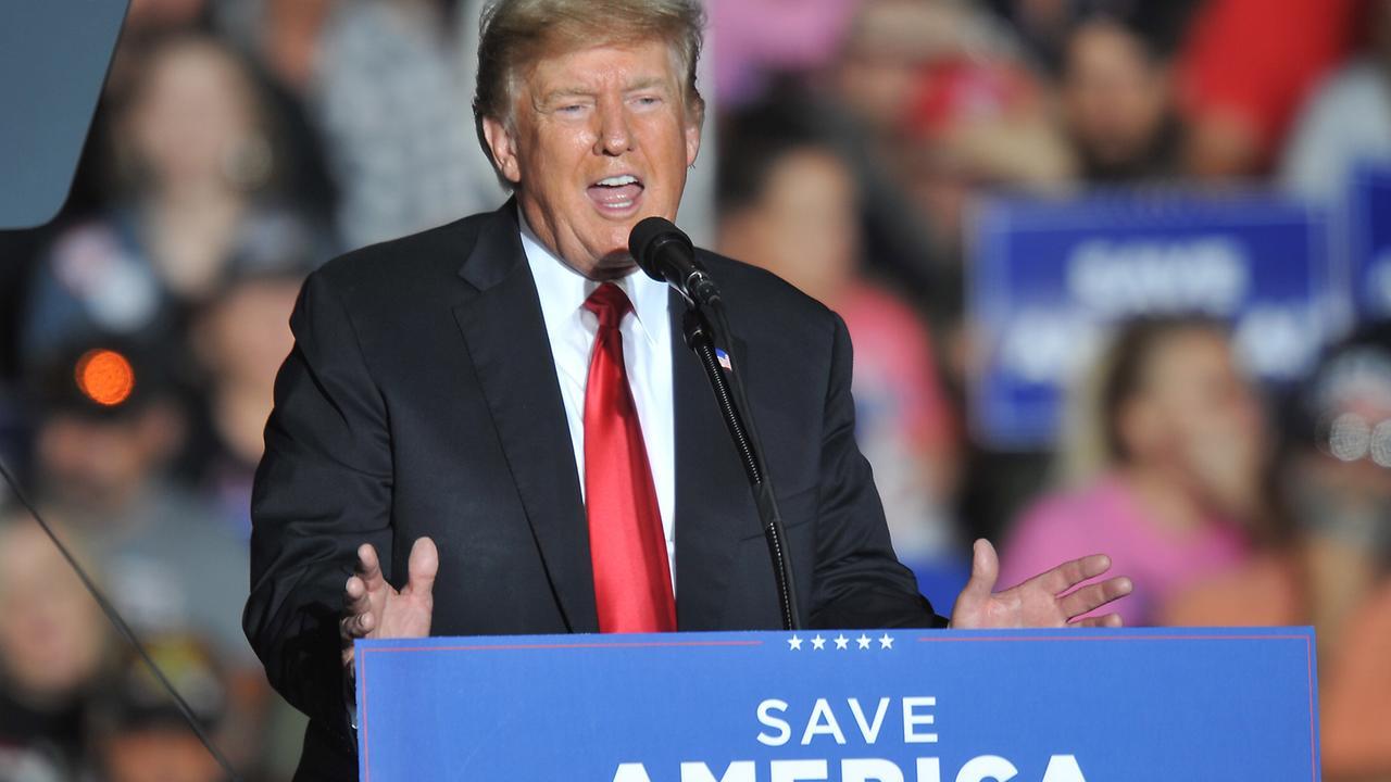 Trump will Herausgabe von Akten zum Kapitol-Sturm verhindern
