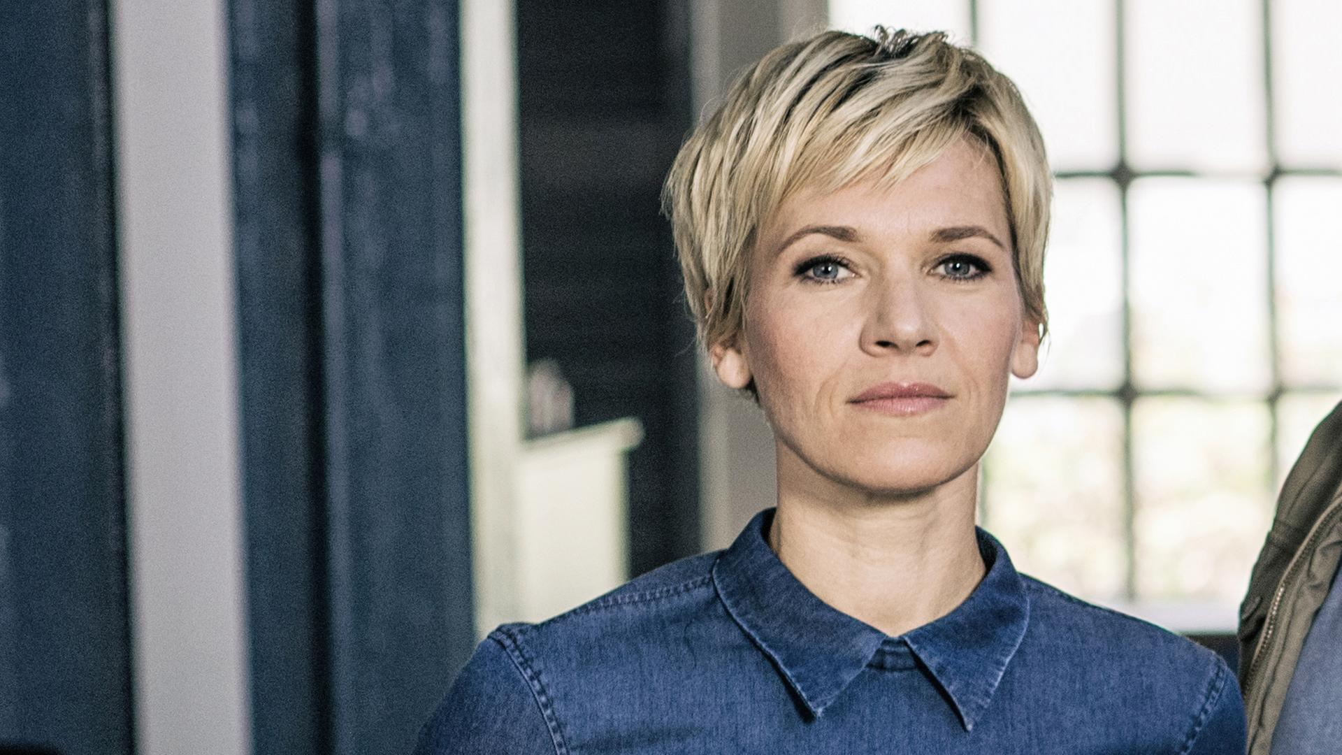 Kerstin Landsmann Ein Schauspielerportrat Zdfmediathek
