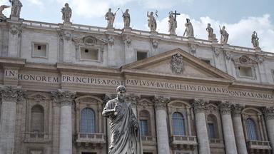 Gottesdienst - Zdf Spezial - Heiligsprechungen In Rom