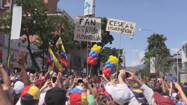 Zdfinfo - Venezuela - Wie Man Einen Staat Zugrunde Richtet