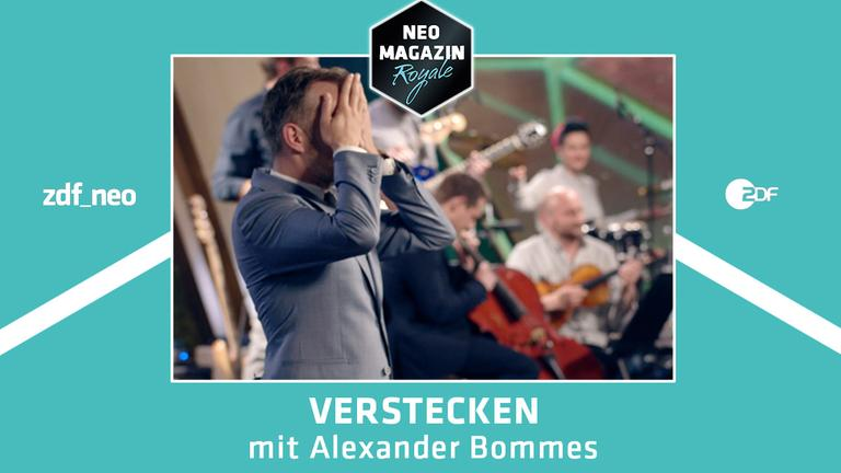 Vestecken mit Alexander Bommes - ein NEO MAGAZIN ROYALE Spiel