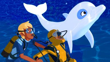 Zoom - Der Weiße Delfin - Zoom - Der Weiße Delfin: Das Versunkene Schiff