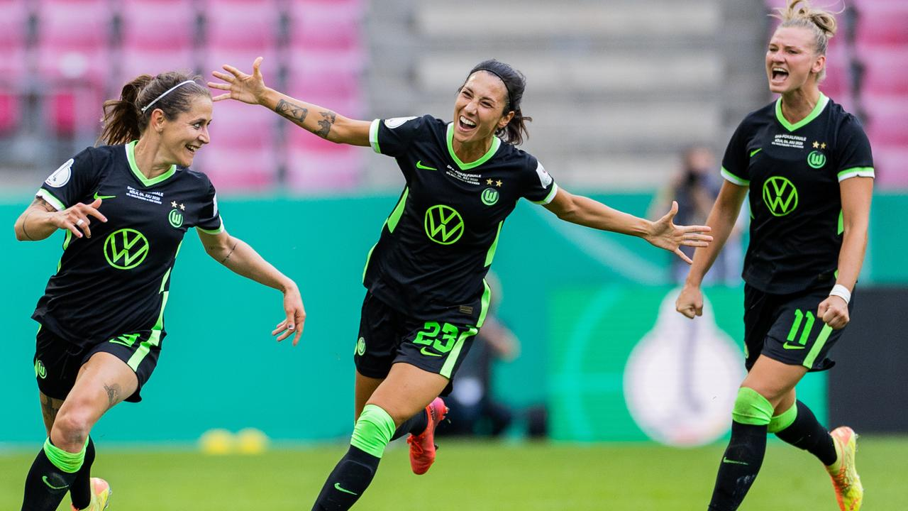 Wolfsburg Pokal
