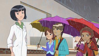 4 1/2 Freunde - 4 1/2 Freunde: Der Typ Mit Dem Regenschirm
