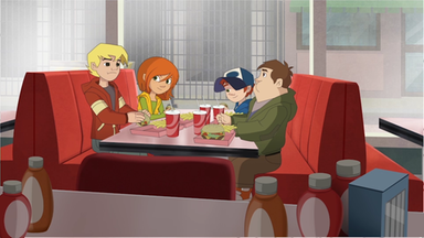 4 1/2 Freunde - 4 1/2 Freunde: Die Fast-food-verschwörung