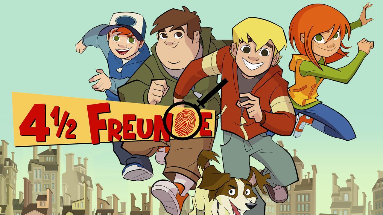 4 Freunde