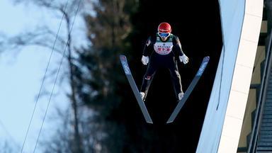 Zdf Sportextra - Vierschanzentournee In Garmisch Am 1. Januar