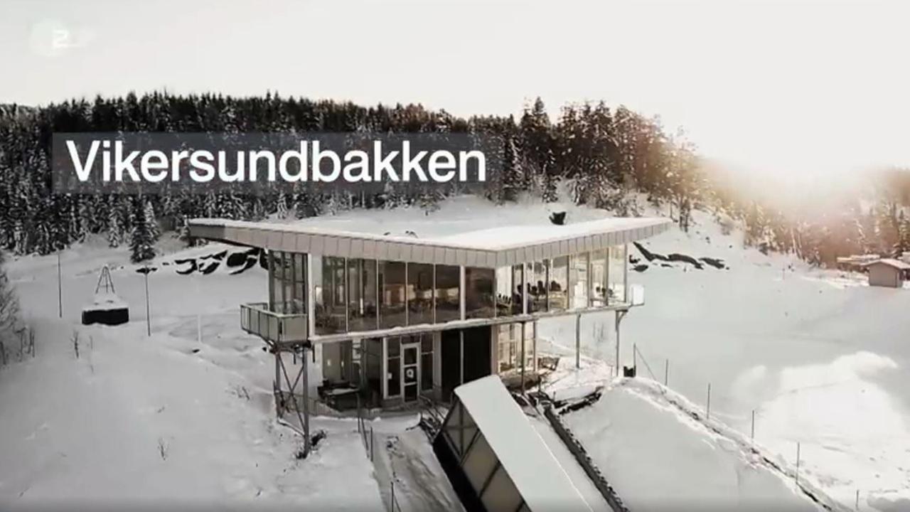 Wo Liegt Vikersund
