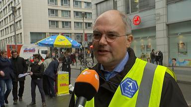Mitglied der Bürgerinitiative für Erhalt des Flughafens Berlin-Tegel im Interview