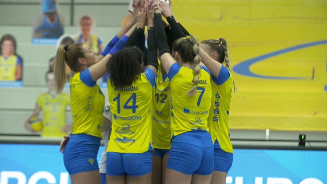 Bundesliga Volleyball Frauen