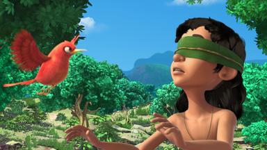Das Dschungelbuch - Das Dschungelbuch: Vorübergehend Blind