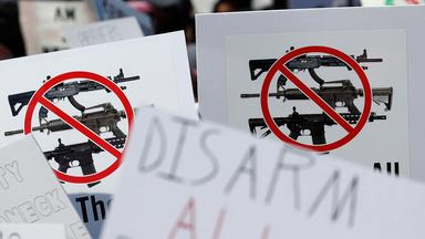 Zdfinfo - Waffenlobby Im Kreuzfeuer - Amerikas Schüler Gegen Die Nra