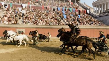 Terra X Dokumentationen Und Kurzclips - Brot Und Spiele - Wagenrennen Im Alten Rom