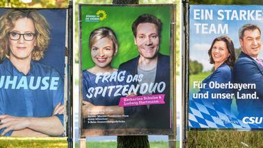 Wahlen Im Zdf - Bundestagswahl - Wahl In Bayern