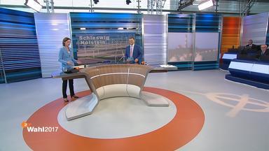 Wahlen Im Zdf - Bundestagswahl - Wahl In Schleswig-holstein – Live Aus Dem Zdf-wahlstudio In Kiel