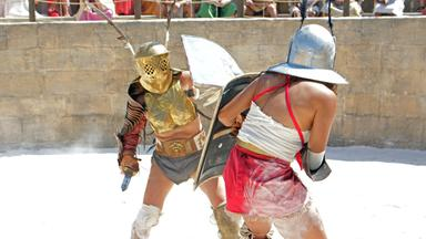 Zdfinfo - Warrior Women: Gladiatorinnen In Rom