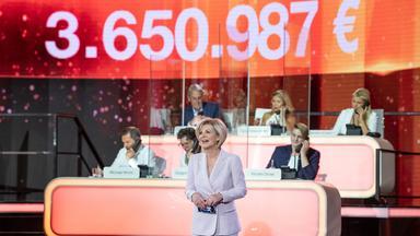 Willkommen Bei Carmen Nebel - 3.650.987 Euro Für Den Guten Zweck