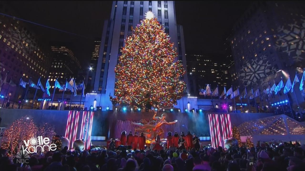 Weihnachtsstimmung in New York - ZDFmediathek