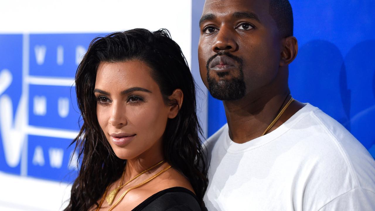 Liebes-Aus der Superstars: Kim und Kanye lassen sich scheiden - ZDFheute