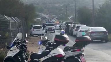 palaestinenser erschiesst drei israelis im westjordanland