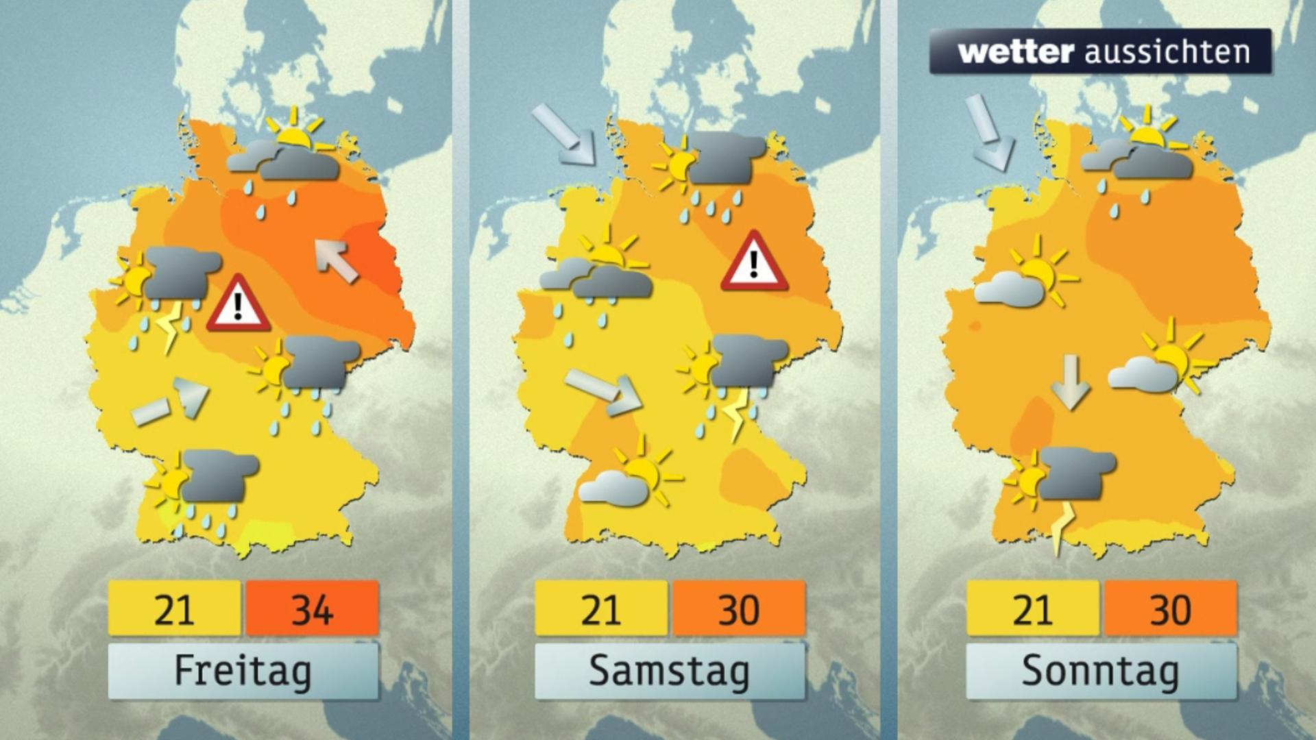 2016 Braunsbach 2018 Wuppertal Wenn Verrücktes Wetter Normal Wird
