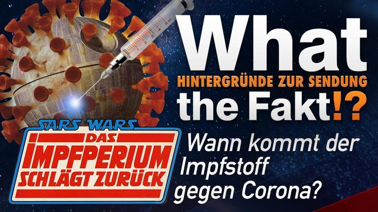 Wann Kommt Der Impfstoff Gegen Corona Zdfmediathek