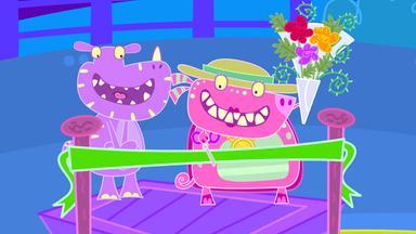 Gut Gebrüllt, Liebe Monster! - Gut Gebrüllt, Liebe Monster: Wichtiger Besuch