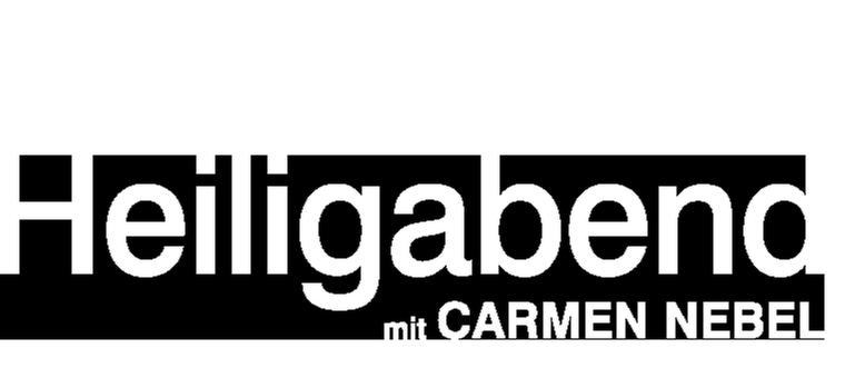 Willkommen bei Carmen Nebel