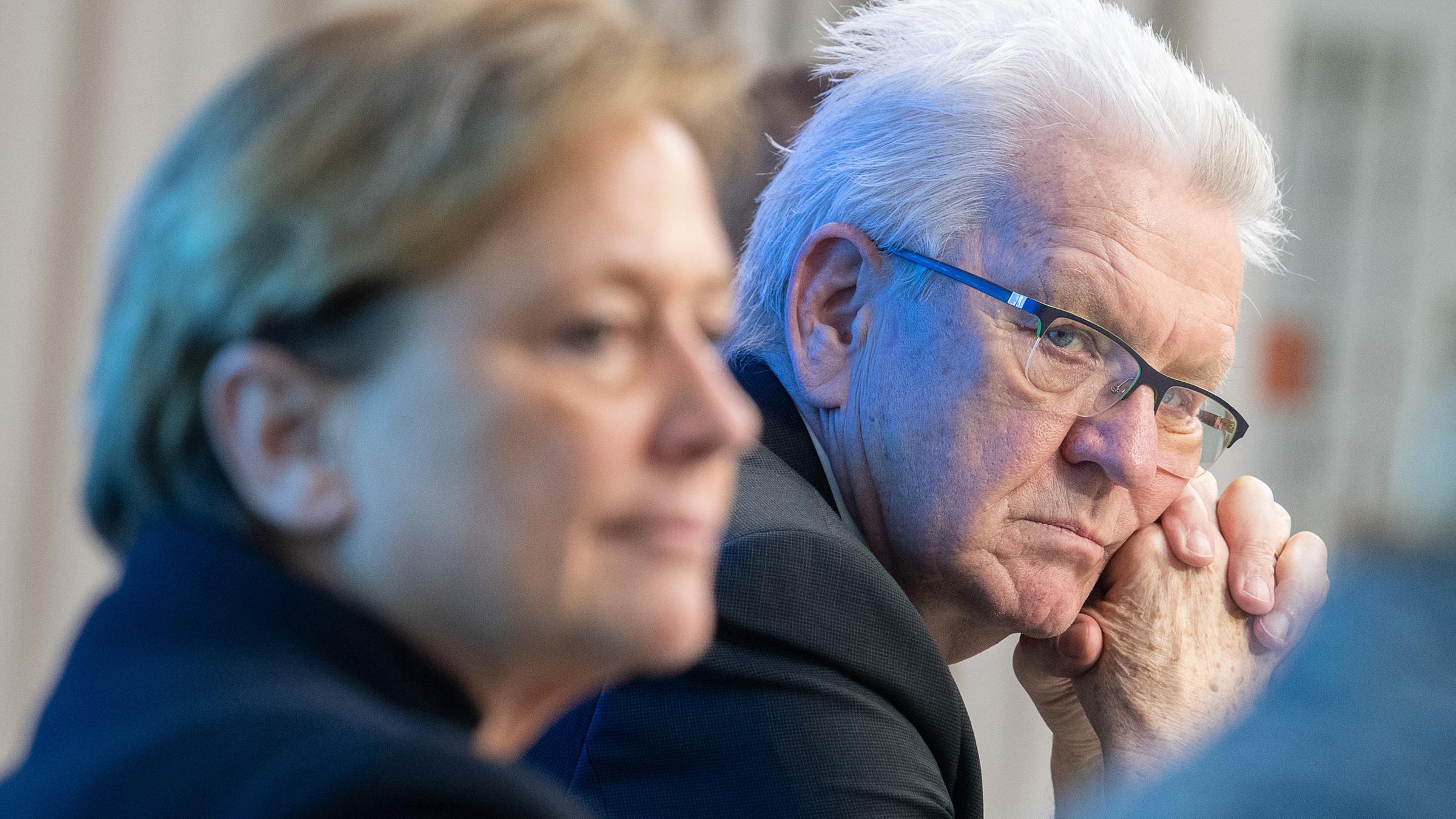 Landtagswahl Baden Wurttemberg Wahlkampf Im Krisenmodus Zdfheute