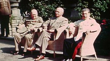 Die Potsdamer Konferenz