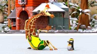 Zacki Und Die Zoobande - Zacki Und Die Zoobande: Winterfreuden