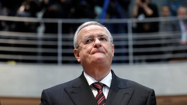 VW-Ex-Chef Winterkorn erscheint vor dem Abgas-Untersuchungsausschuss