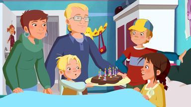 Wir Kinder Aus Dem Möwenweg - Wir Kinder Vom Möwenweg: Wir Feiern Geburtstag
