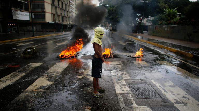 Wirtschaftskrise Venezuela