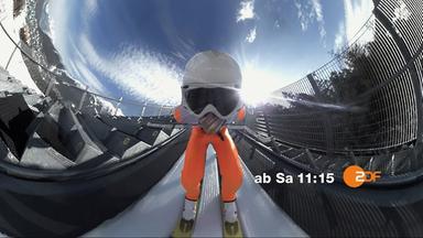Zdf Sportextra - Wintersport Am 24. November