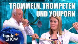 Wolfgang Kubicki und Hazel Brugger