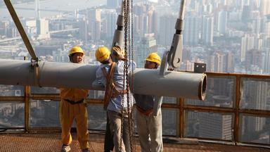 Zdfinfo - Wolkenkratzer - Die Spektakulärsten Hochhäuser Der Welt: Shanghai Tower