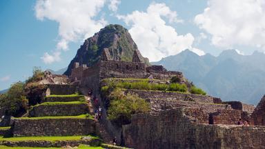 Zdfinfo - Wunderwerke Der Weltgeschichte: Inkastadt Machu Picchu