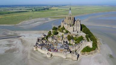 Zdfinfo - Wunderwerke Der Weltgeschichte: Klosterfestung Mont-saint-michel