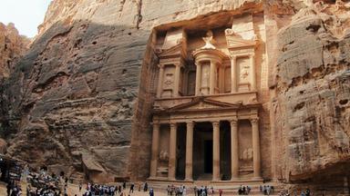 Zdfinfo - Wunderwerke Der Weltgeschichte: Petra, Felsentempel In Der Wüste