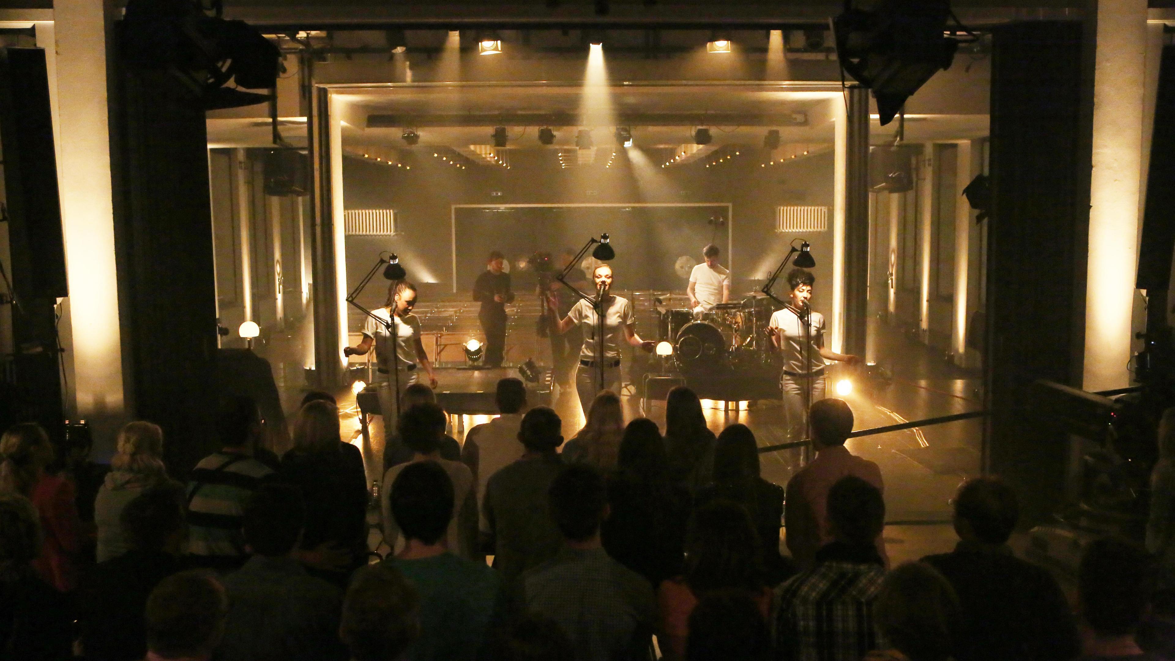 Laing Live Musik Bei Zdf Bauhaus Zdfmediathek