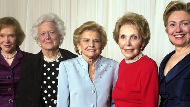 Zdf History - First Ladies - Die Sanfte Macht Im Weißen Haus