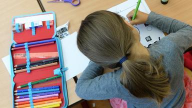 Zdfzoom - Blauer Brief Für Die Schule - Was Im System Schiefläuft