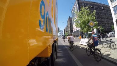 Zdfzoom - Zdfzoom: Auto Gegen Fahrrad