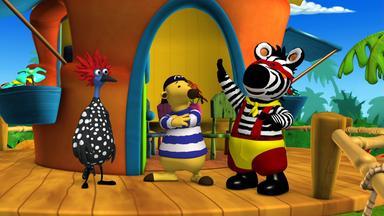 Zigby, Das Zebra - Zigby, Das Zebra: Zigby Als Superheld