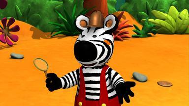 Zigby, Das Zebra - Zigby, Das Zebra: Zigby Ermittelt