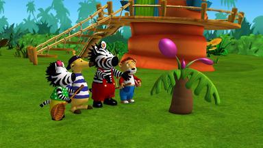 Zigby, Das Zebra - Zigby, Das Zebra: Zigby Und Die Jumbiefrucht