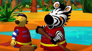 Zigby, Das Zebra - Zigby, Das Zebra: Zigbys Schatzsuche