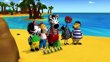 Zigby, Das Zebra - Zigby, Das Zebra: Zigby Und Die Schildkröte